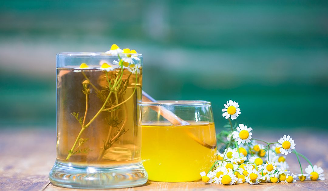 Chamomile- provides relief to an overtaxed nervous system?